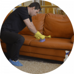 Book Upholstery and/or Carpet Cleaning for at Least $199 and Get $40 OFF Now